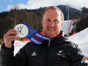 Sochi Silver Medal