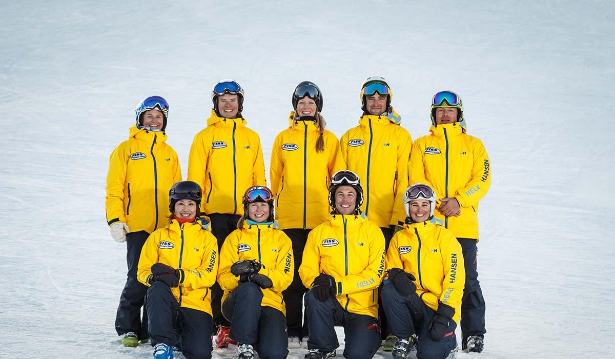 Ski &snowboard School